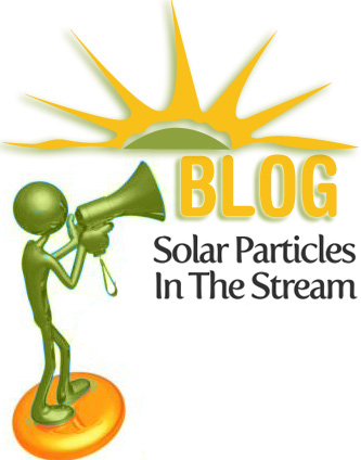 Blog Solar Particles In The Stream