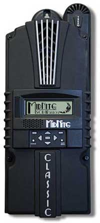 Midnite charge controller