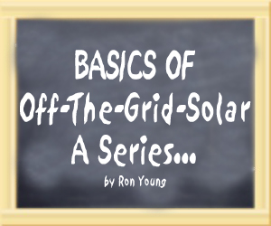 Off-The-Grid Series by Ron Young
